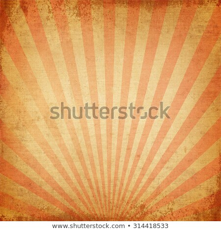 crumpled yellow sunburst background stock photo © adamson