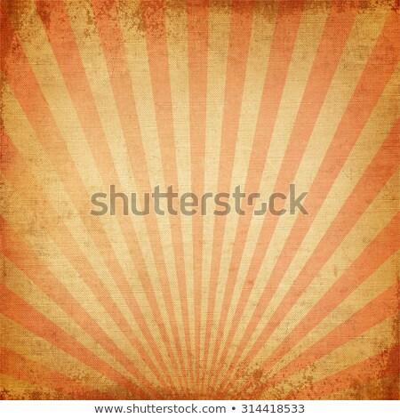 ストックフォト: 黄色 · 勾配 · 紙 · パーティ · 壁