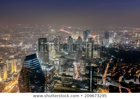 View of business Istanbul Stock photo © Givaga