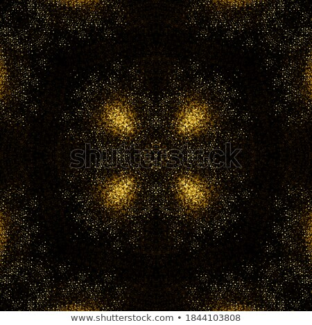 yellow color template in art simple classic style. Repetition of gold strips. vector illustration. stock photo © kyryloff