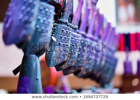 古代 中国語 音楽 テクスチャ 金属 アジア ストックフォト © craig