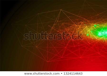 abstract technology betwork wire mesh background Stock photo © SArts