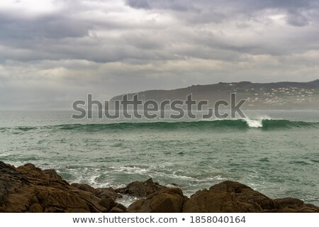 A secluded spot on the ocean Stock photo © ElenaBatkova