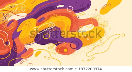 Résumé soft courbe fluide style Photo stock © SArts