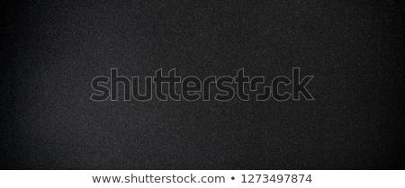 closeup texture of black slate Stock photo © tiero