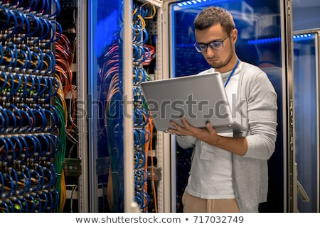 Computer technician Stock photo © photography33