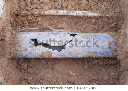 Sewer Line Stock photo © rhamm