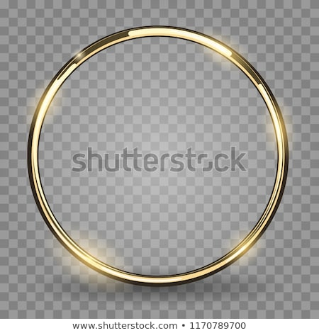 Foto stock: Dourado · anéis · dois · branco · casamento · amor