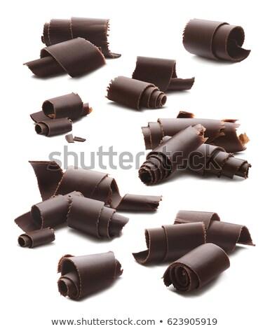 Stock photo: Dessert with rich ingredients