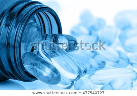 pot · hapları · tıbbi · alternatif · tıp · sağlık · ikilem - stok fotoğraf © tetkoren