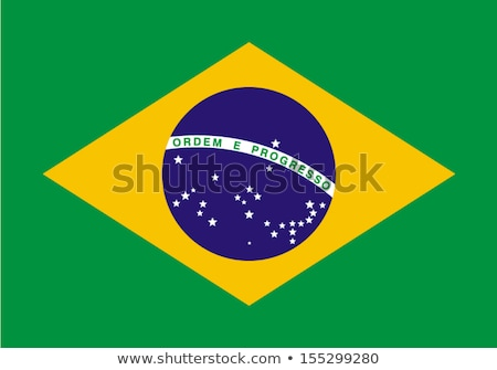 Brasil flag Stock photo © stevanovicigor