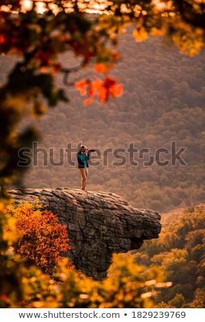 Crag Stock photo © pedrosala