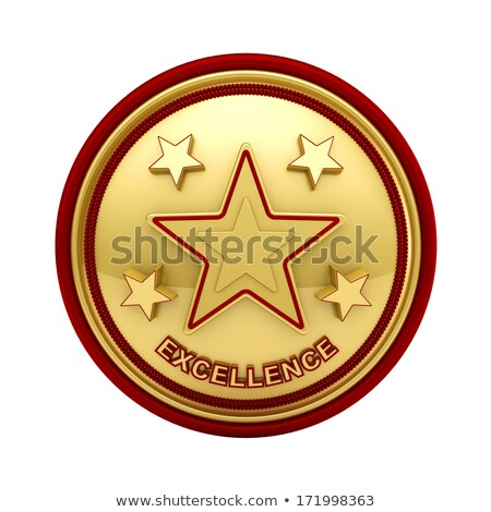 five star excellence seal stock photo © creisinger
