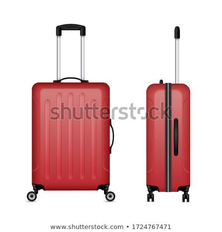 Details of Traveling Bag Stock photo © zhekos