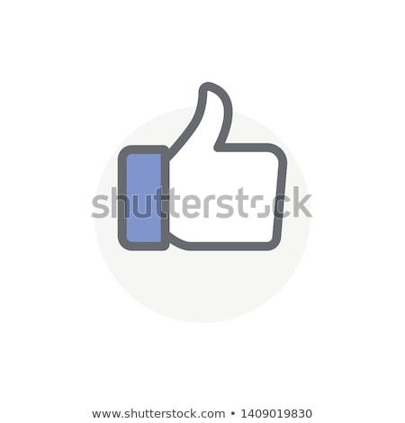 Phone. Add a Friend icon illustration design Stock photo © alexmillos