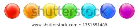 colourful glass beads stock photo © natika