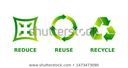 Garbage concept Stock photo © Lightsource
