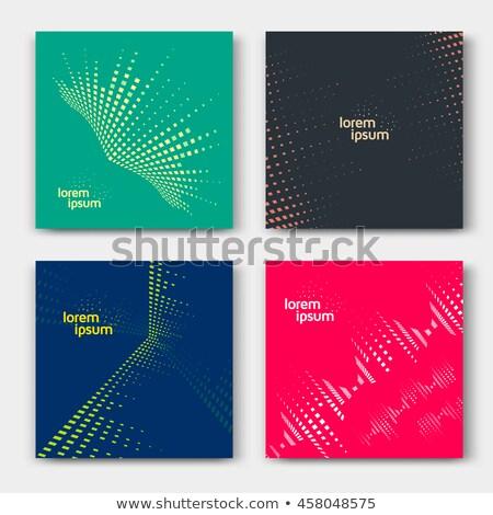 Foto stock: Música · fondos · establecer · vector · espacio · resumen