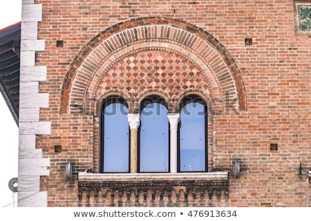 Triple Arches Stock photo © pedrosala