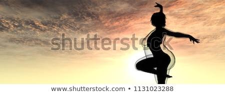 Weight Loss illustration Stock photo © fuzzbones0