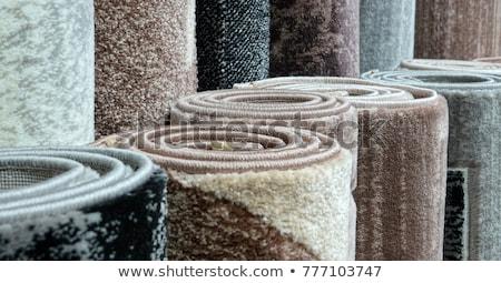Industrie Stock Teppich Muster Hintergrund Stock foto © Jasminko