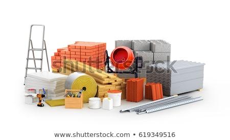 Rajz illusztráció gyors termék szexi piros Stock fotó © kentoh