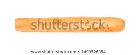 Gezouten glas groep verticaal snack Stockfoto © Digifoodstock