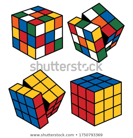 magic cube stock photo © stevanovicigor