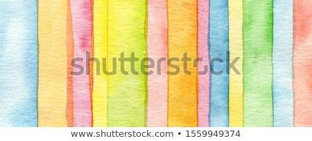 colored pencils and gouache  Stock photo © OleksandrO