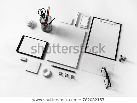 Blank corporate identity template Stock photo © pakete