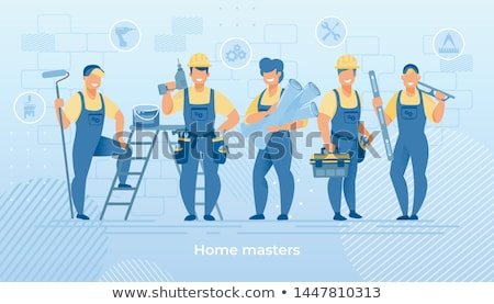 Repairman Stock photo © pressmaster