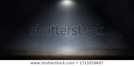 Licht donkere schaduw lege sjabloon lichten Stockfoto © romvo