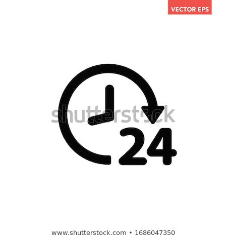 wydajność · line · kolekcja · pracy · planowania - zdjęcia stock © genestro