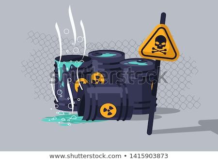environmental hazard stock photo © paulfleet