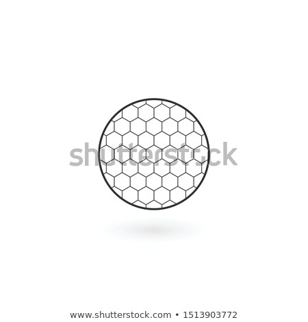 sześciokąt · chemicznych · nano · atom · struktury · wektora - zdjęcia stock © kyryloff