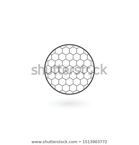 Abstrato círculo nano tecnologia com estrutura Foto stock © kyryloff