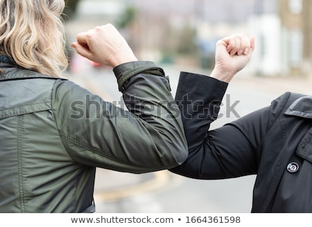 Stock photo: Social Distancing Health Strategy