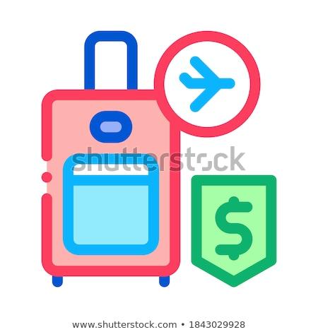 スーツケース ハンドル 義務 無料 アイコン ストックフォト © pikepicture