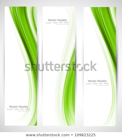 abstract green technical background stock photo © orson