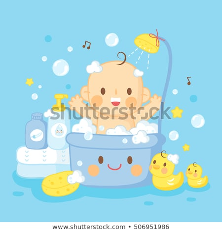 Bathing Time Stock photo © kitch