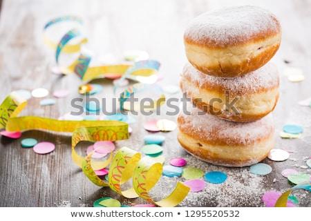 pastry carnival stock photo © m-studio