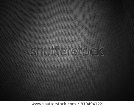 Towel Cloth Texture - Black stock photo © eldadcarin