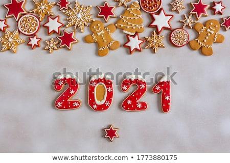 Sabroso cookies alimentos cocina Foto stock © taden