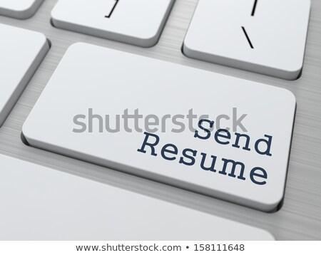 3d · személy · cég · bemutató · technológia · háttér · hálózat - stock fotó © tashatuvango