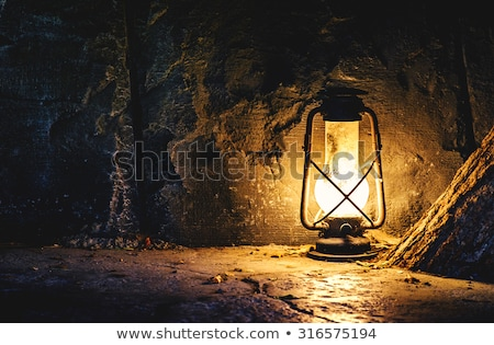 старые лампы чистой белый фон ретро Сток-фото © c-foto