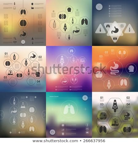 verzekering · hand · familie · geld · abstract - stockfoto © voysla