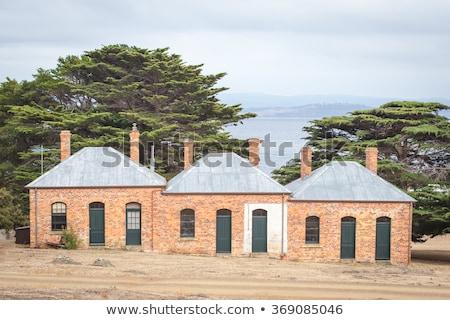 Darlington Maria Island Tasmania Convict Ruin Stock photo © roboriginal