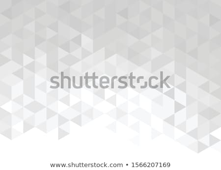 Abstract triangle backdrop Stock photo © gladiolus