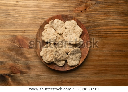 soia · carne · pezzi - foto d'archivio © Digifoodstock