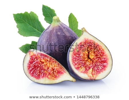 Fig fruit Stock photo © racoolstudio
